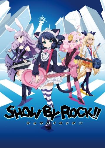 Ⓒ2012,2014 SANRIO CO.,LTD. SHOWBYROCK!!製作委員会