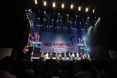 TVアニメーション『ハイキュー!!』 MBSアニメフェス2014に参戦!