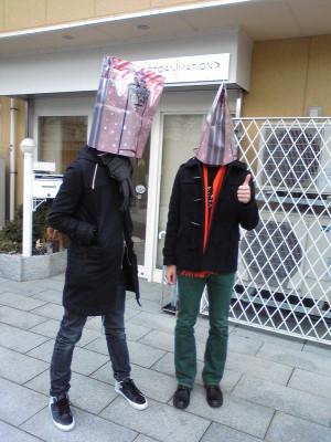2 ANIMEny DJs(ミト牛尾憲輔)
