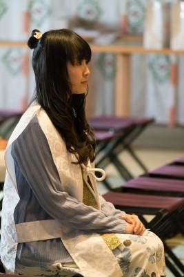 「あんハピ♪」東京大神宮ヒット祈願レポート
