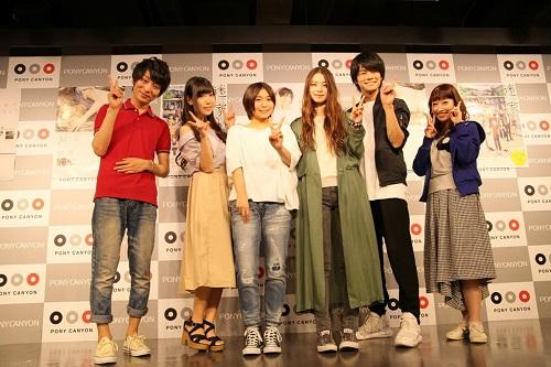TVアニメ『迷家-マヨイガ-』OP&ED曲の発売記念イベント