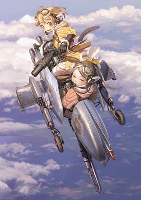 ラストエグザイル-銀翼のファム-