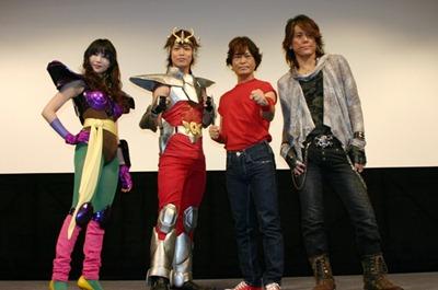 「聖闘士星矢」ファンミーティング オフィシャル写真① s