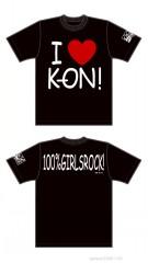 けいおん! ロックTシャツ