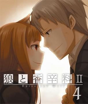 狼と香辛料Ⅱ Blu-ray Disc 第4巻