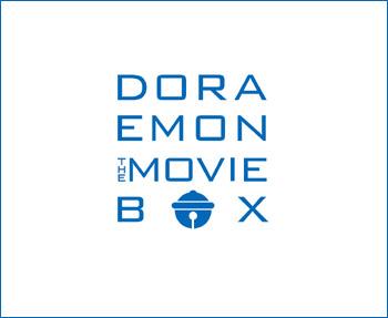 DORAEMON THE MOVIE BOX