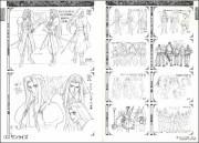 SUNRISE ART WORKS/天空のエスカフローネ TVシリーズ