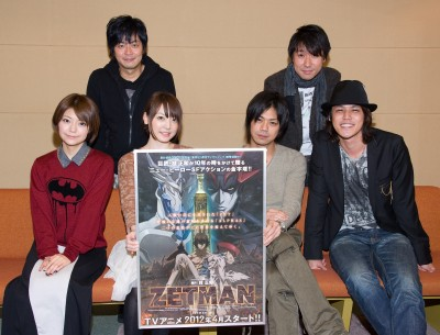 ZETMAN オフィシャルインタビュー