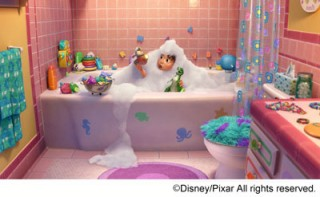 短編最新作『レックスはお風呂の王様』