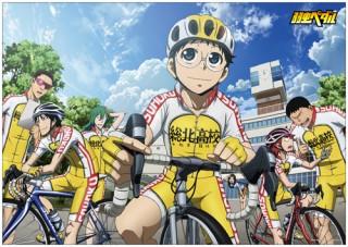 弱虫ペダル クリアポスターセット<Anime Japan数量限定販売>