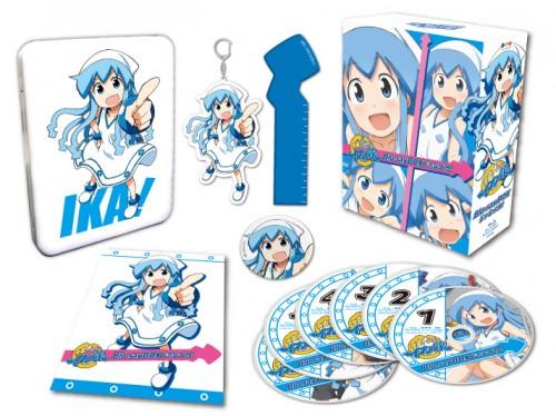 「侵略!イカ娘」Blu-rayBOXじゃなイカ!△初回限定生産