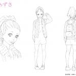 【orange】キャラクター設定(26歳)第1弾_あずさ