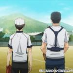 TVアニメ『バッテリー』PV場面カット