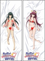 DVD第1巻生産限定特装版 特典抱き枕カバーイラスト