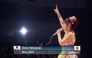中川翔子 Shiny GATE