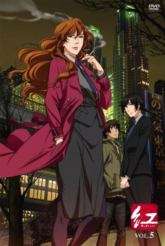 紅 kure-nai DVD第5巻