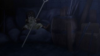 ドルアーガの塔 ~the Sword of URUK~ 先行スチル