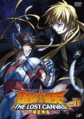 聖闘士星矢_#1 DVD