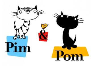 ピムとポム_キービジュアル
