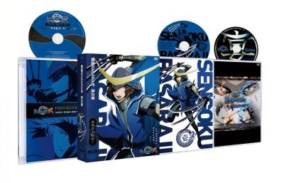 戦国BASARA弐 DVD展開図