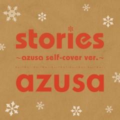 azusa 配信限定シングル「stories ~azusa self-cover ver.~」