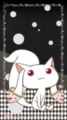 カーテン魂×魔法少女まどか☆マギカ キュウべえ