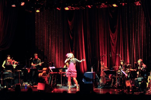 「志方あきこライブ2011 ~ライラニア~」レポート