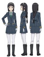 トウコ 制服