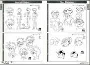 SUNRISE ART WORKS/新世紀GPXサイバーフォーミュラ11&ZERO OVAシリーズ