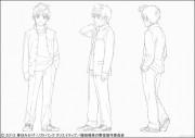織田信奈の野望 キャラクター設定画像 相良良晴