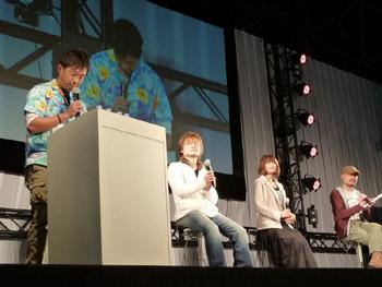 ACE2012「人類は衰退しました」ステージイベント