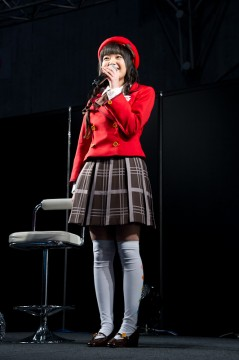 ACE2013 ファンタジスタドール ステージイベント