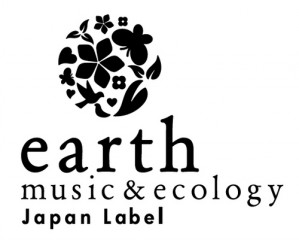 earth music&ecology Japan Label