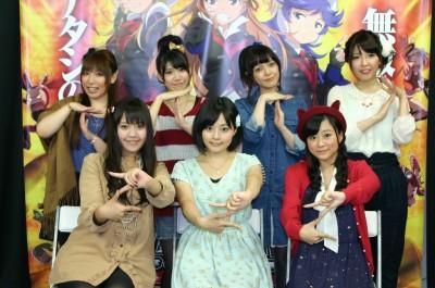 ニコ生「ロボットガールズZテレビアニメ化記念スペシャルだゼーット!」放送!