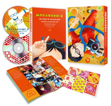Blu-ray&DVD vol.2 1月24日(金)発売!