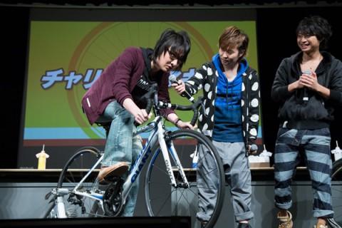 WEBラジオ『弱虫ペダル クライマーズレディオっショ!』 公録イベント