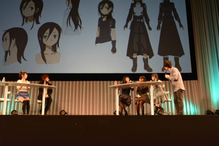 ソードアート・オンラインⅡ AnimeJapan 2014